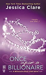 Once Upon a Billionaire: A Billionaire Boys Club Novel (Billionaire Boys Club series Book 4)