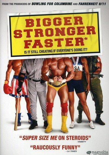 DVD : Bigger, Stronger, Faster (DVD)