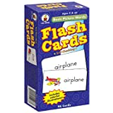 Basic Picture Words Flash Cards, Ages 5 - 7