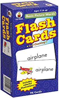 Amazon.com: Action Words Skill Drill Flash Cards, Pack of 96 Card ...