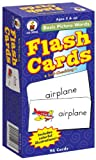 Basic Picture Words Flash Cards, , 088724677X