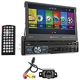 Soundstream VRN-74HB 7'' Navigation DVD Player w/Bluetooth, MobileLink8.2+Camera
