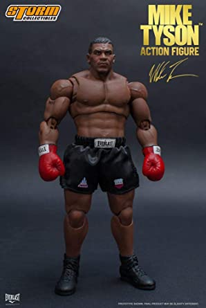 MIKE TYSON 1//12 Scale Action Figure by storm Collectibles Hot!!