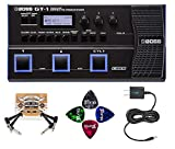 Best Guitar Effects Processors - Boss GT-1 Guitar Multi-Effects Processor - INCLUDES Review