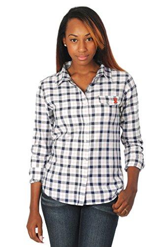 Ncaa Button Down Shirt - 3