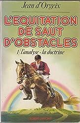 L'équitation de saut d'obstacles