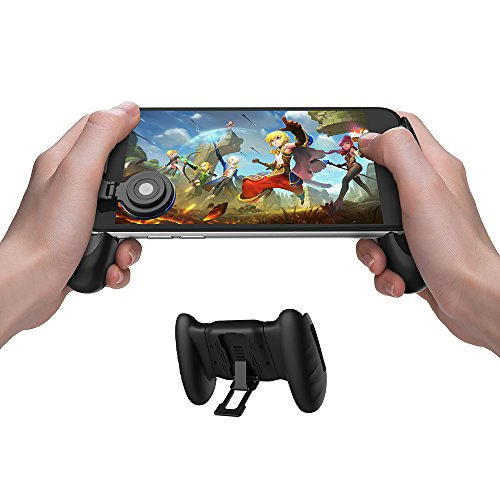 GameSir-F1-Controller-Handle-Holder-Handgrip-Handle-Grip-Case-with-Joystick-for-Mobile-Phone-Ergonomic-Design-to-Improve-Grip-and-Comfort-Support-45-65-SmartphoneBlack