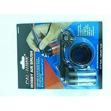 Air Brush Airbrush Spray Gun Kit Hobby Paint Starter Tool Model Car Spray Tan by META_AOT