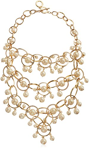 Carolee Pearl Necklace Jewelry - 6