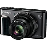 Canon PowerShot SX720 HS 20.3MP Digital Camera 40x Optical Zoom - Black