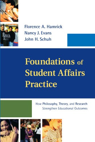 Foundations of Student Affairs Practice: How Philosophy, Theory, and Research Strengthen Educational Outcomes