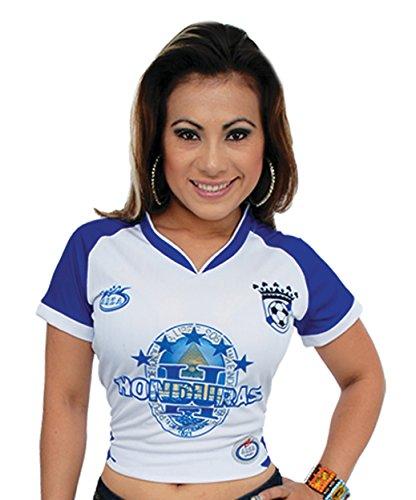 Arza Sports Honduras Slim Women Soccer Jersey