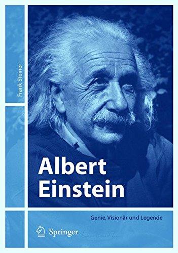 Albert Einstein: Genie, Visionar und Legende  (Tapa Dura)
