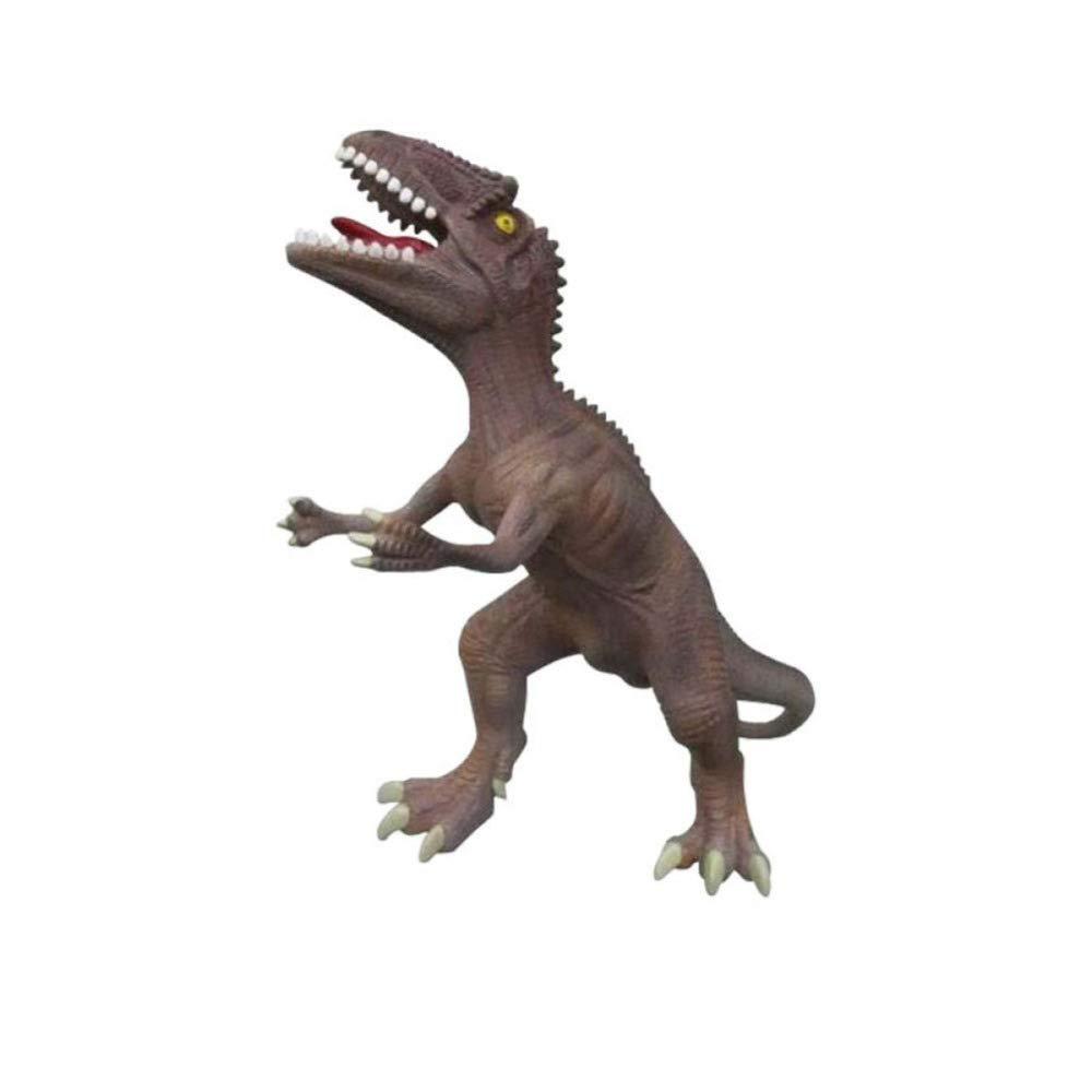 I SEJNGF Simulazione modellolo di Dinosauro Morbido Giocattolo Giocattolo Tyrannosaurus Decorazione del modellolo,I