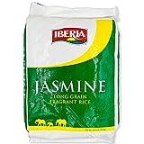 Iberia Jasmine Long Grain Fragrant Rice 18 Pounds