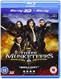 (US) The Three Musketeers (Blu-Ray 3d + Blu-Ray) (Blu-Ray) (Import Movie) (European Format - Zone B2)...