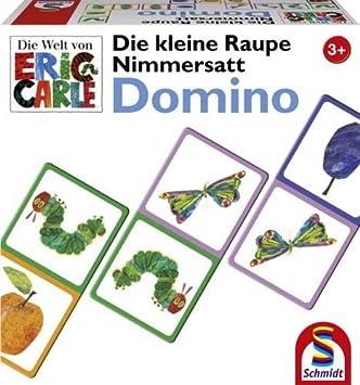 Film- & TV-Spielzeug Domino Raupe Nimmersatt
