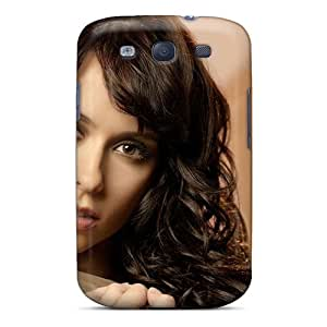 New Arrival Case Cover With STHCEyH4574LTpCl Design For Galaxy S3- Jennifer Love Hewitt Celebrity