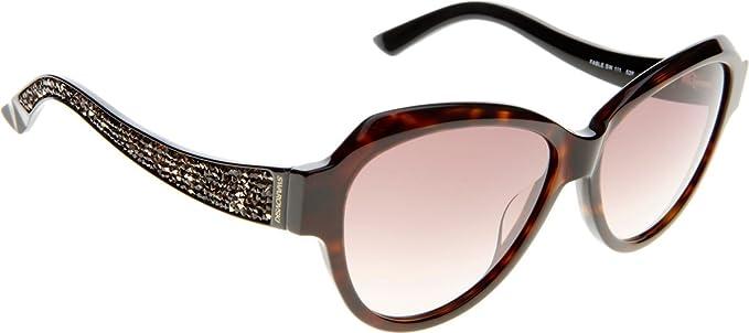 Gafas de sol Swarovski SK0111 C57 52F (dark havana ...