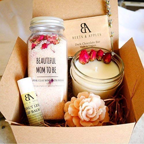 SHIP NEXT DAY Beautiful Mom To Be Gift Basket by Beets u0026 Apples - Expecting Mom Gifts - Pregnancy Gift Set - Gift ideas for Mom To Be (Arrive within 1-3 ... & Amazon.com: SHIP NEXT DAY Beautiful Mom To Be Gift Basket by Beets ...