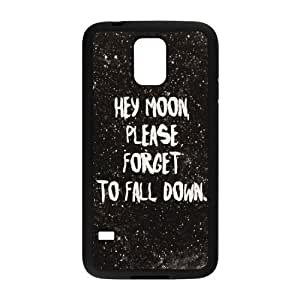 YUAHS(TM) Custom Case for SamSung Galaxy S5 I9600 with Panic at the Disco YAS345008