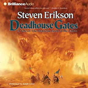 Deadhouse Gates Hörbuch