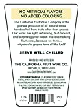 CALIFORNIA FRUIT WINE CO Pumpkin Spice Wine