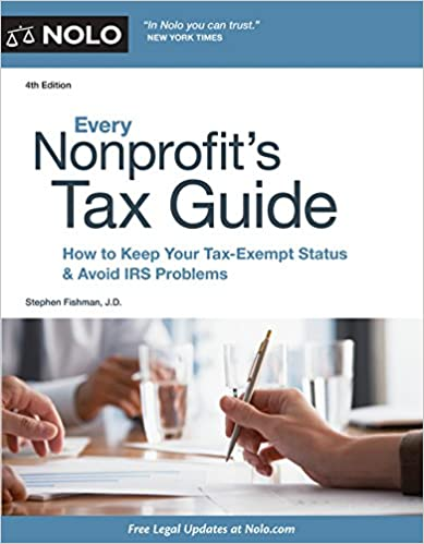 Every Nonprofit's Tax Guide: How to Keep Your Tax-Exempt Status