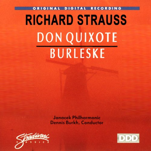 don quixote strauss Don quixote op35 – richard strauss legend tells that the german composer richard strauss, during a period of lack of creativity, had to turn to cervantes and his work to find the right inspiration the result is probably the finest musical interpretation of cervantes' novel don quixote op35 was composed in 1897 and had its premiere in cologne in 1898.