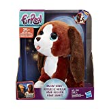 Hasbro Furreal Howlin' Howie Interactive Plush Pet Toy, 25+ Sound-&-Motion Combinations, Ages 4 & Up