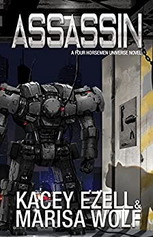 Assassin (The Revelations Cycle Book 11) by [Ezell, Kacey, Wolf, Marisa]