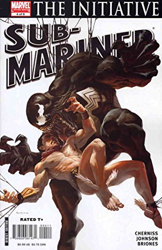 sub-mariner-4-fn-marvel-comic-book
