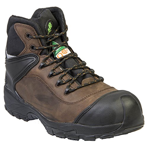Dawgs Ultralite Comfort Pro Composite Leather Toe Safety ...