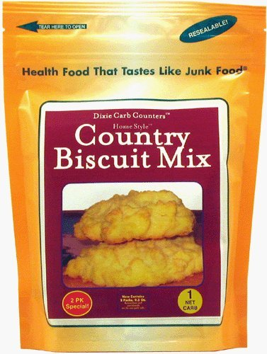 (Dixie Carb Counters Country Biscuit Mix)
