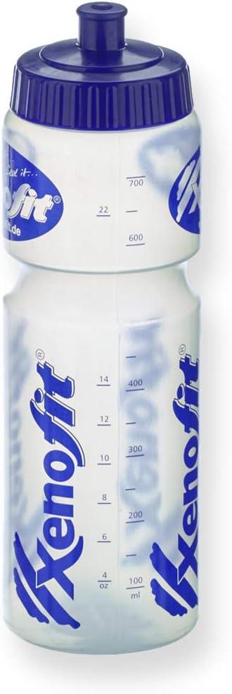 Xenofit Trinkflasche 0,75l transparent