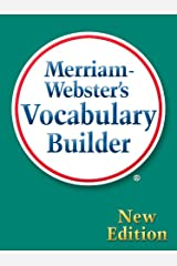 Merriam-Webster's Vocabulary Builder Kindle Edition