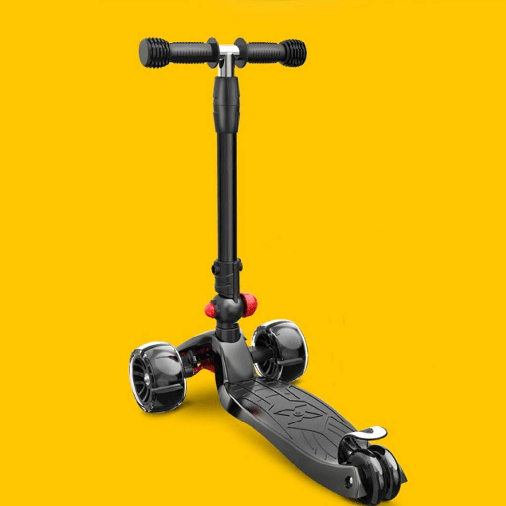 数量限定価格!! WangYi スケートボード- 212歳に適した四輪フラッシュホイールの子供用スクーター 58x13x89cm 黒 (色 : Orange, さいず サイズ さいず : 58x13x89cm) B07NMQ5GKY 58x13x89cm|黒 黒 58x13x89cm, トギツチョウ:8d96a863 --- a0267596.xsph.ru