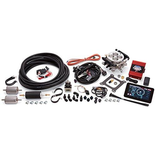 Edelbrock Fuel Injection Kit - Edelbrock 3602 Fuel Injection Kit