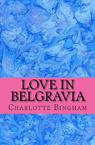 book cover of Love in Belgravia