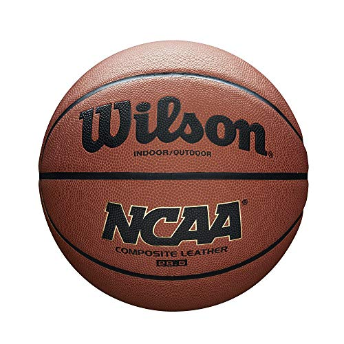 Wilson NCAA Composite Basketball, Intermediate - 28.5'