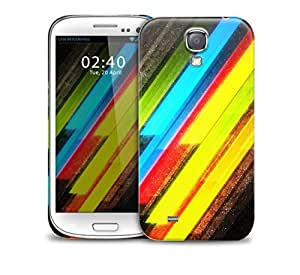 geometry abstraction Samsung Galaxy S4 GS4 protective phone case