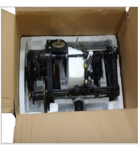 CGOLDENWALL New Manual Automatic Coil Hand Winding Machine Winder NZ-2 by CGOLDENWALL (Image #2)