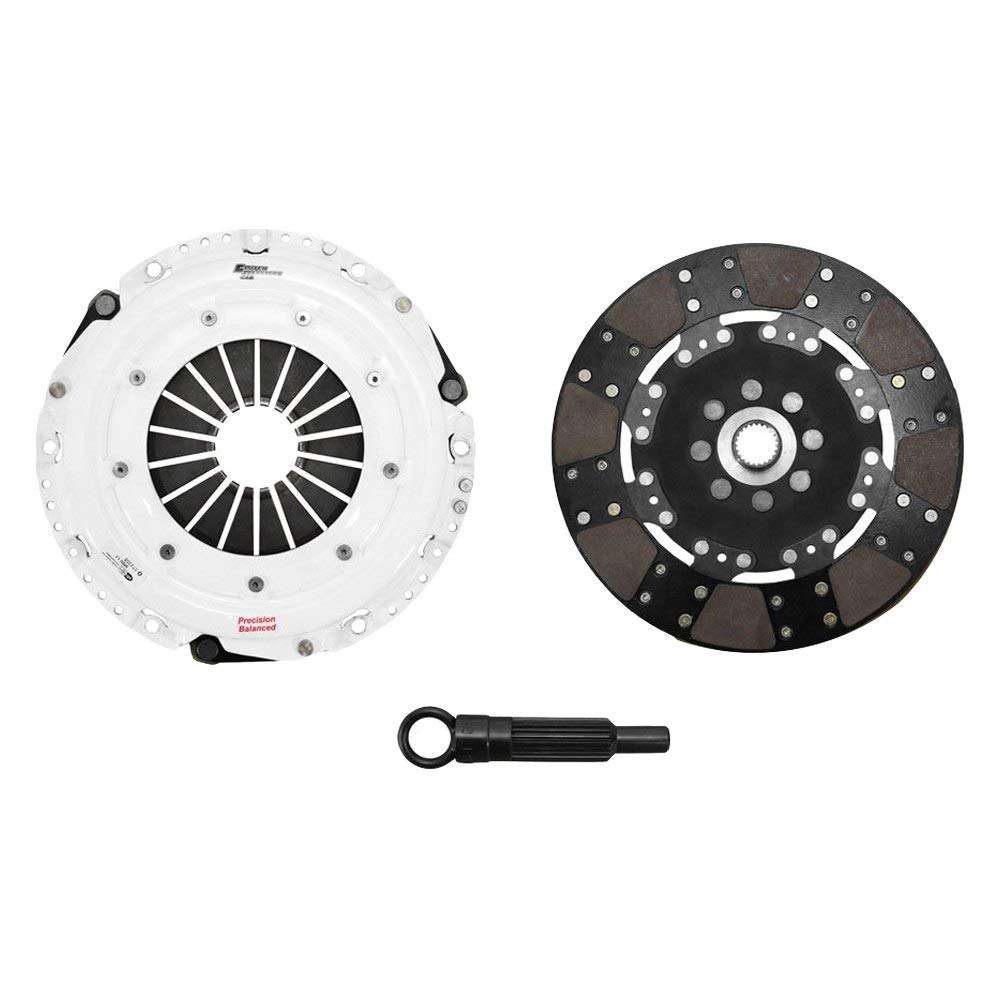 Masters 17400-hd0 F-r solo disco Kit de embrague de embrague con Heavy Duty plato de presión (Volkswagen GTI 2015 - 2015.): Amazon.es: Coche y moto