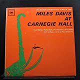 Miles Davis - Miles Davis At Carnegie Hall - Lp Vinyl Record