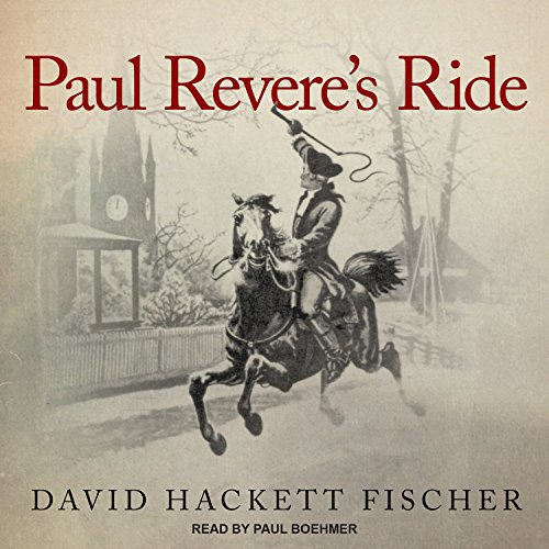 Paul Revere's Ride by Tantor Audio