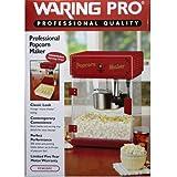 Waring Pro Professional Popcorn Maker, Make 8 Cups Fast