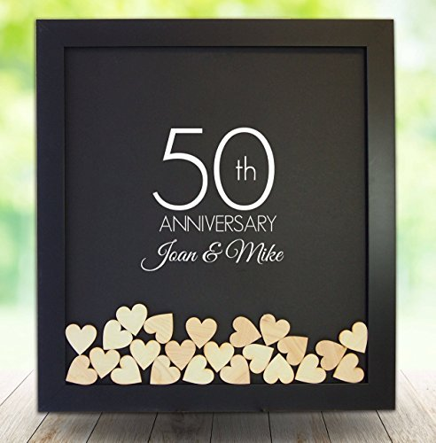 50th anniversary gifts for parents, 50th anniversary gifts
