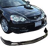 02-04 Acura RSX 2 Door Type Sport Add-On Front Bumper Lip Urethane