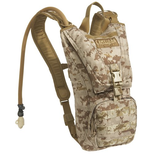 CamelBak Ambush AB 500 100oz, Digital Desert, Outdoor Stuffs