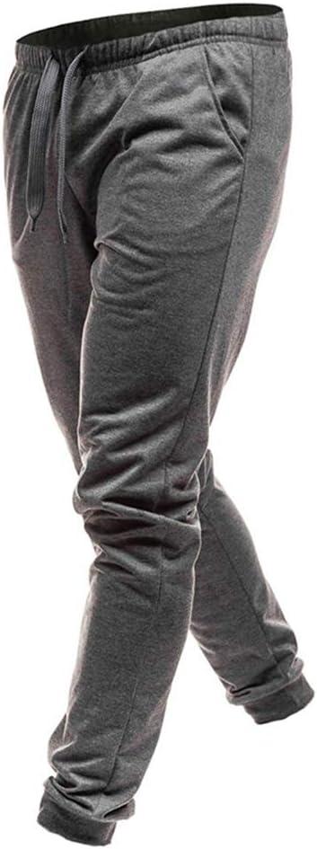 Pantalones jogger para hombre Pantalones deportivos para hombre ...